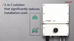 Ev Charging Single Phase Inverter