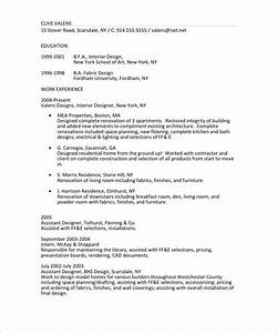 interior designer free resume samples blue sky resumes With interior designer summary
