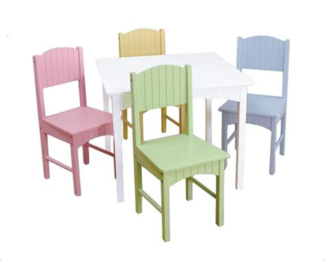 childrens table and chair set simple living hayden