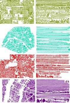 Paris Map Print  City Map Poster  City Map Poster, Paris