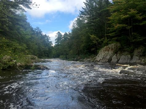 pine river lincoln miles paddled