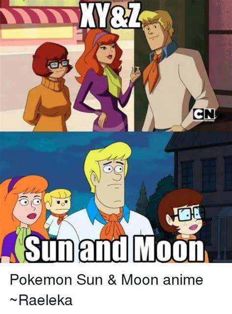 Pokemon Sun And Moon Memes - gn sumandlmoon pokemon sun moon anime raeleka animals meme on me me
