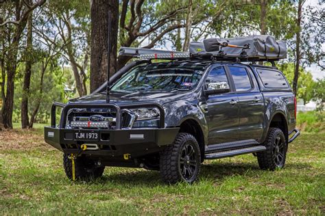 tjm tradesman bull bar suit ford ranger pxii does not