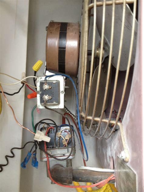 reznor heater   friend  im installing