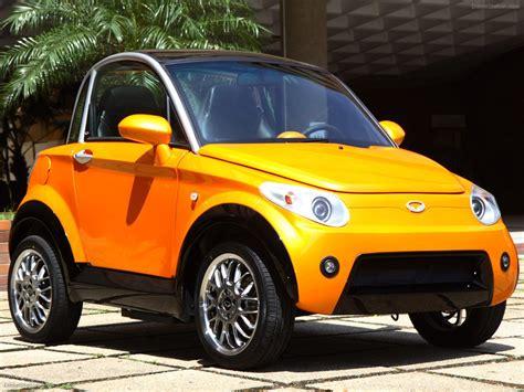 An Electric Car by Mycar An Electric Car By Car Company Car