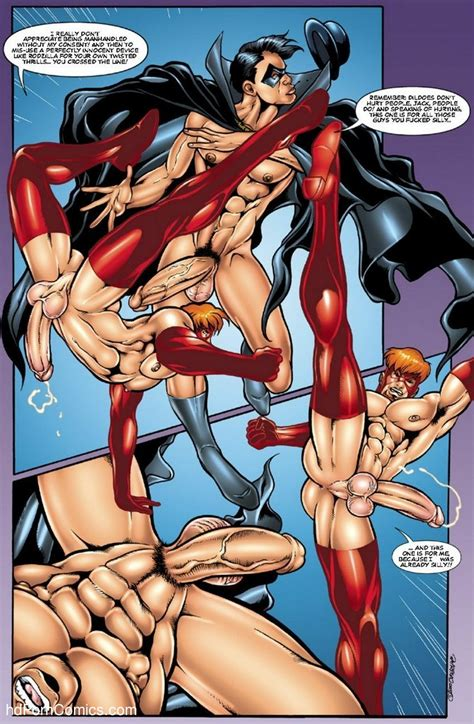 The Incredibly Hung Naked Justice 2 Ic Hd Porn Comics