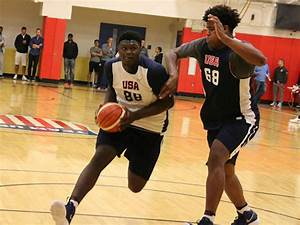BasketballRecruiting.Rivals.com - 1-on-1 with Zion ...