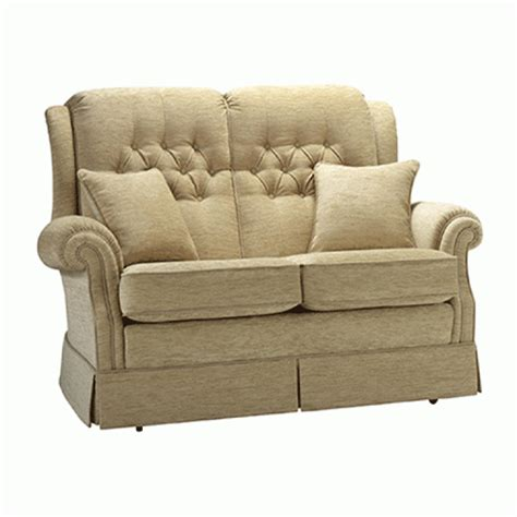 Small Two Seater Settee by Amalfi Small 2 Seater Settee Vale Bridgecraft
