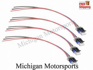 Gm Ignition Coil Connector Wiring Harness Pigtail Ls2 Ls7