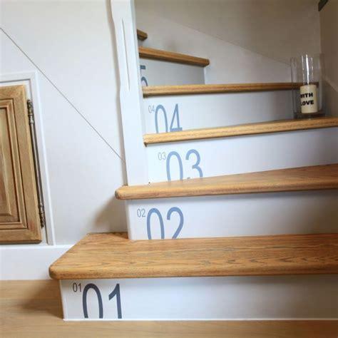 relooker  escalier avec  petit budget deco escalier