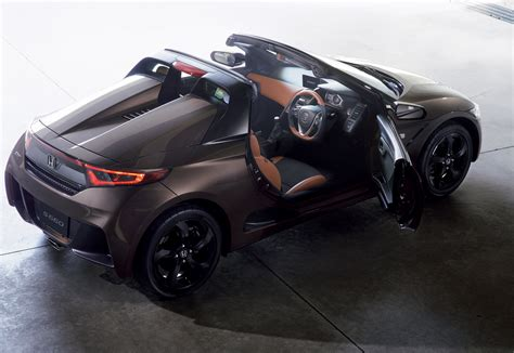 Honda S660 Bruno Leather Edition Turns Shifting Into A
