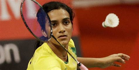 p v sindhu gets a s welcome in hyderabad jfw just for