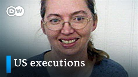 Lisa Montgomery, the first woman to be executed by the US ...