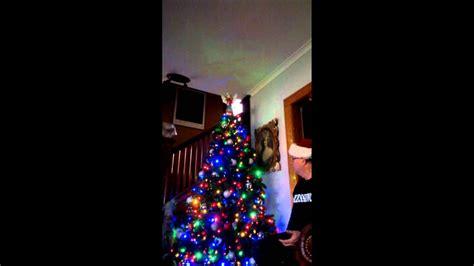 martha stewart led tree not working 7 5 ft 520 multi function led tree