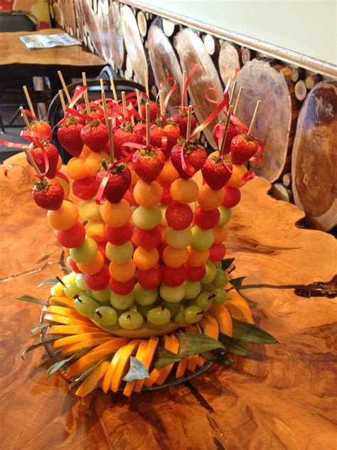 One Year I Got My Mom A Fruit Arrangement And She Nearly