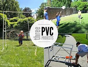 Diy, Backyard, Pvc, Projects