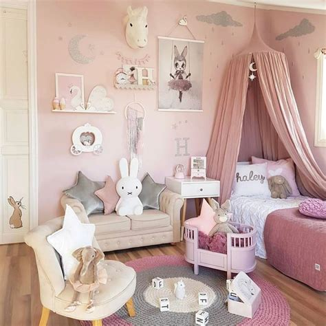 Toddler Girl Bedroom Ideas  Steval Decorations