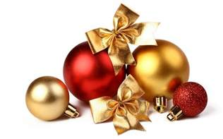 christmas and happy new year 2012 christmas balls wallpapers hd wallpapers 94252