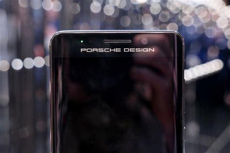 Huawei Mate 9 Porsche Design Mate 9 Pro Look
