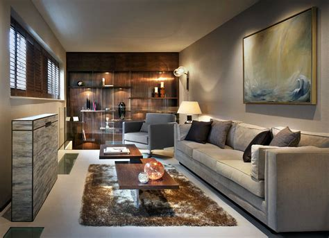 Ideas Narrow Living Rooms by Best Basement Layout Ideas And Narrow Arranging