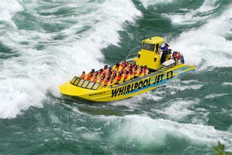 Niagara Whirlpool Jet Boat by Whirlpool Jet Boat On The Niagara River