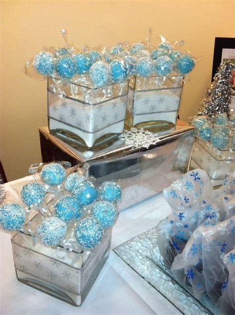 winter wonderland cake ideas  pinterest