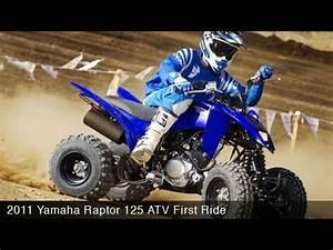 Quad 125 Yamaha : motousa 2011 yamaha raptor 125 atv youtube ~ Nature-et-papiers.com Idées de Décoration