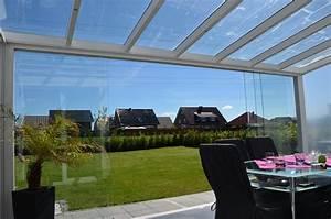 pergola a toit en verre With toit en verre maison 2 amenagement exterieurs pergolas
