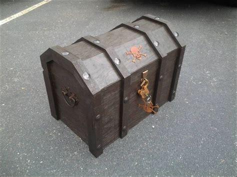 diy pirates treasure chest cooler