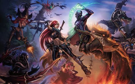 Miss Fortune League Of Legends Wallpaper, Miss Fortune