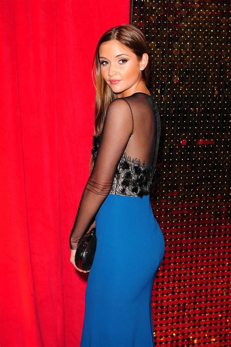 jacqueline jossa  british soap awards   london