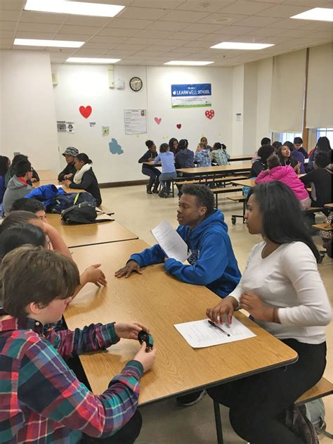 coaching elementary students gwendolyn brooks college