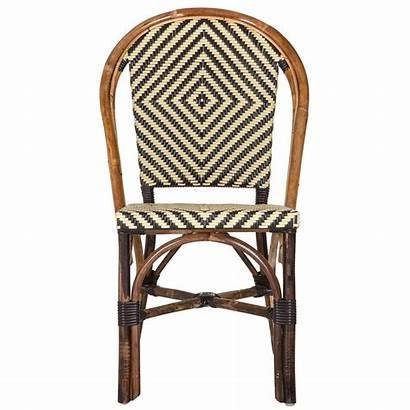 Bistro Chair Cream Midi Brown Paris Maison