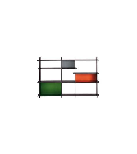 Libreria Design Outlet by Libreria Level 733 2 Zanotta Italian Design Outlet