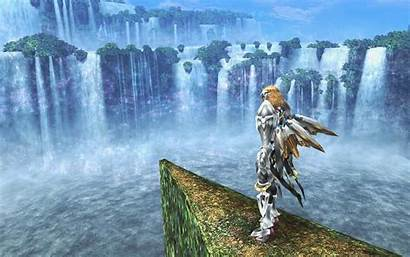 Xenoblade Chronicles Wallpapers Background Rpg Wallpaperup Exploration
