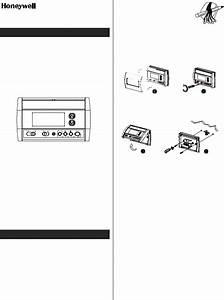 Honeywell Rth230b User Manual