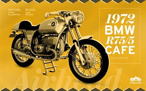 1972 Bmw Airhead Wallpaper • Petrolicious