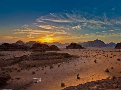 Le Wadi Rum, en Jordanie : Geo.fr