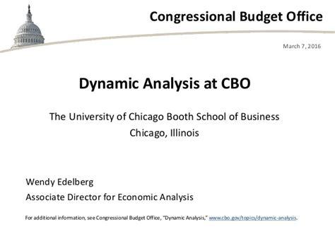 Dynamic Analysis At Cbo