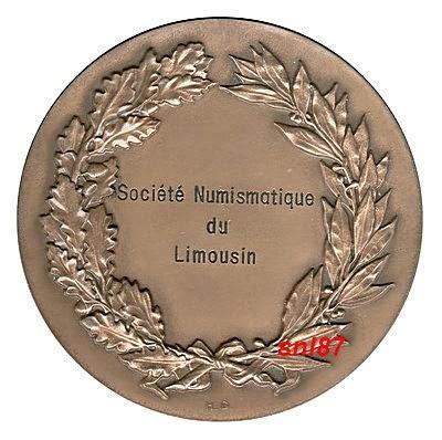 chambre de commerce de limoges medailles jetons limoges chambre de commerce