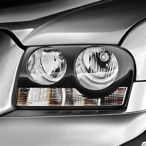 Pure 300c3unpainted  Custom Style Fiberglass Headlight