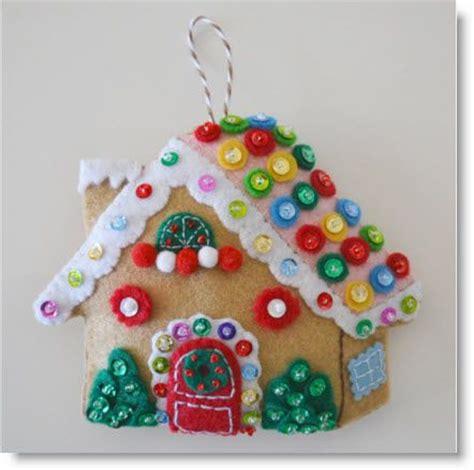 267 Best Images About Felt Christmas Crafts On Pinterest