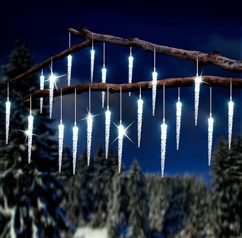 Weihnachtsdeko Garten Solar by Solar Led Lichterkette Eiszauber Kaufen Bei G 228 Rtner