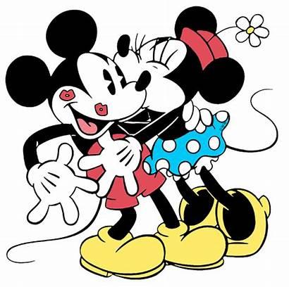 Valentines Minnie Mickey Mouse Disney Clip Pluto