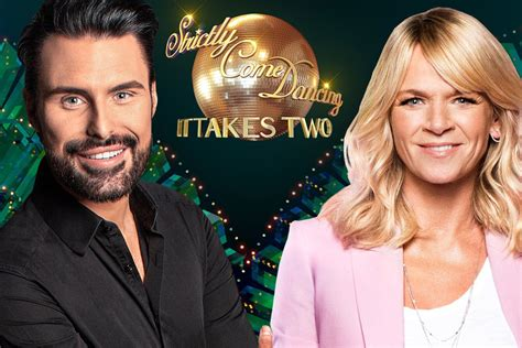 Strictly Come Dancing: It Takes Two starts next week ...