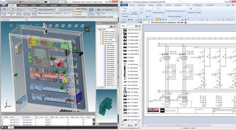 schema electrique gratuit see electrical le logiciel de cao intuitif et ergonomique avis et prix