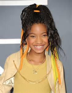 gold earrings for kids the beauty evolution of willow smith from will s mini me