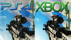 PLAYSTATION 4 vs XBOX ONE graphics - Call of Duty: Ghosts ...