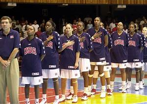 2004 USA Basketball Women's Senior National Team