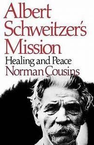 Nonfiction Book Review: Albert Schweitzer's Mission ...